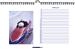 Foto bureaukalender A4 liggend maken