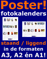 Foto poster verjaardagskalenders maken