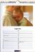 Fotokalender staand maken