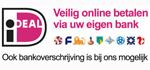 iDEAL - Veilig online betalen via uw eigen bank
